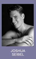 Headshot: Ballet San Jose apprentice Joshua Seibel